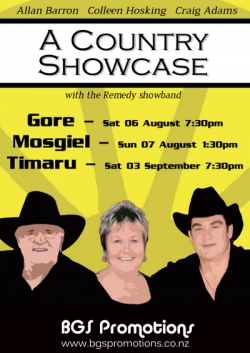 A Country Showcase - August 2011