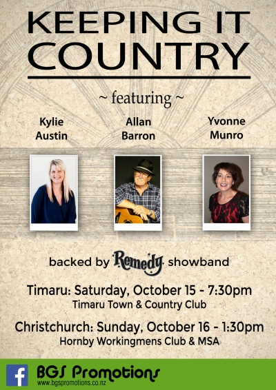 Keeping It Country - October 2016