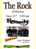 Remedy at The Rock