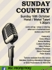 Sunday Country - October 2015
