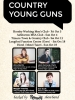 Country Young Guns - October 2014